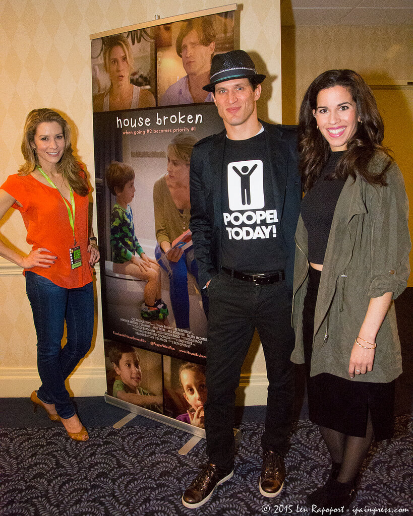 HOUSE BROKEN Premiere at the Garden State Film Festival
