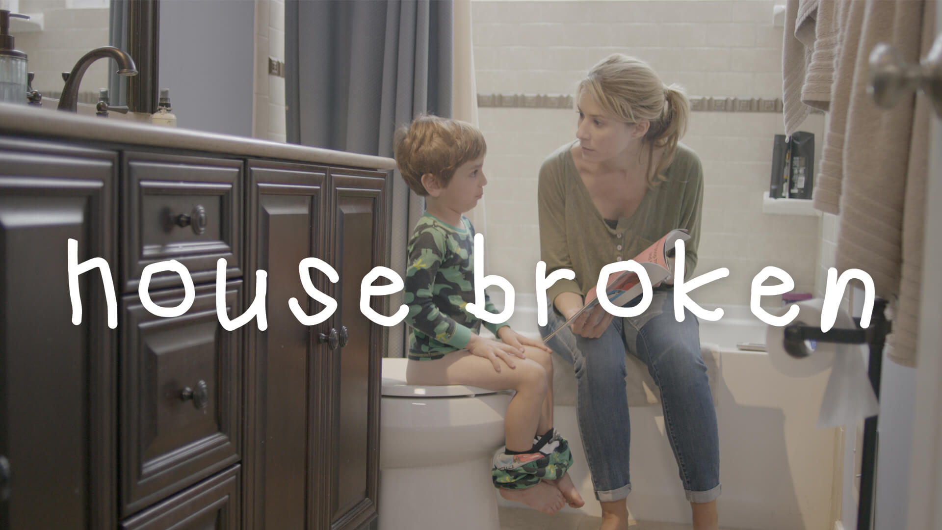 House Broken short film