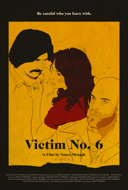 Victim No. 6 Main Poster
