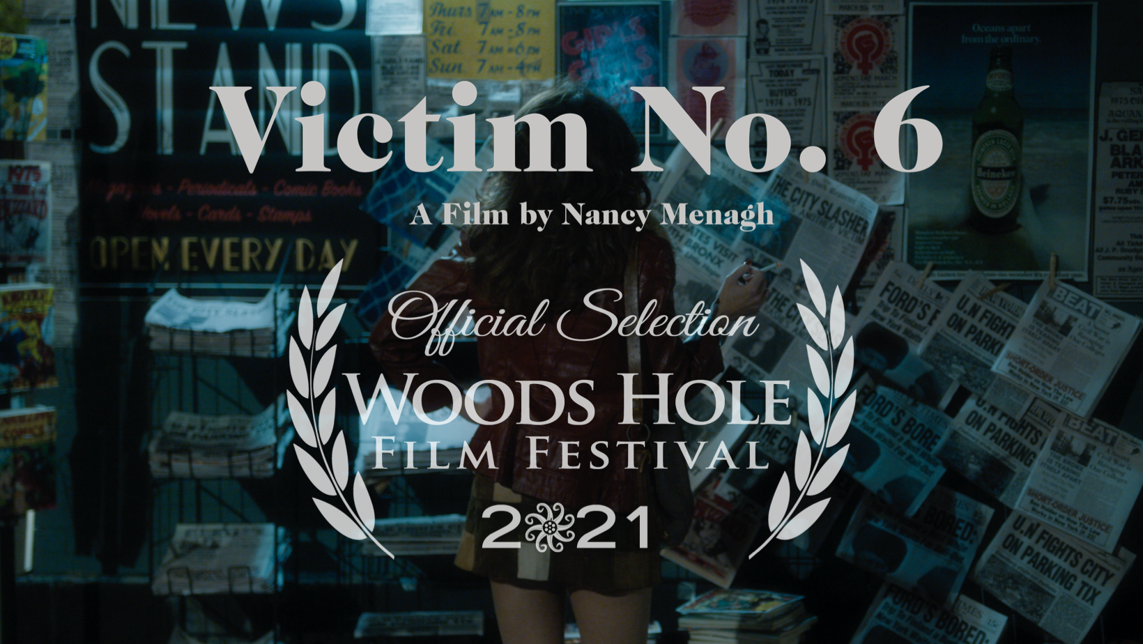 """""""Victim No. 6"""" is an official selection at Woods Hole Film Festival"""
